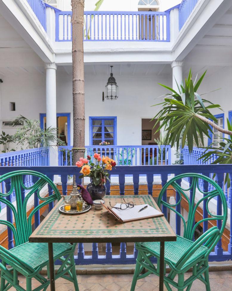 Riad Hotel Essaouira Maroc