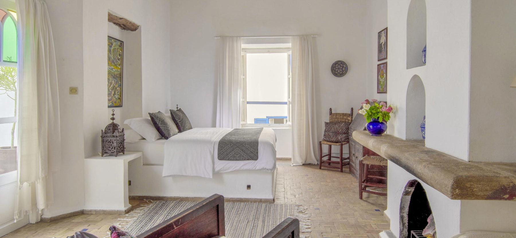 Rooms suites Riad hotel Villa Maroc Essaouira