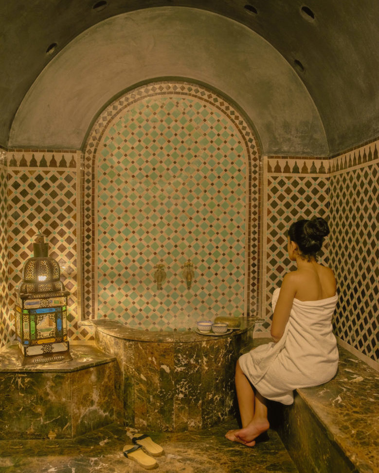 Traditional Hammam Essaouira Villa Maroc