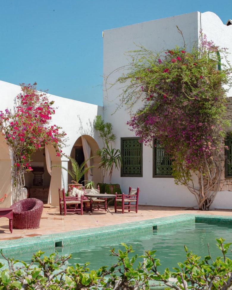 Guesthouse les Jardins de Villa Maroc Essaouira