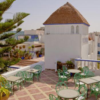 Riad Hotel Morocco Essaouira Villa Maroc
