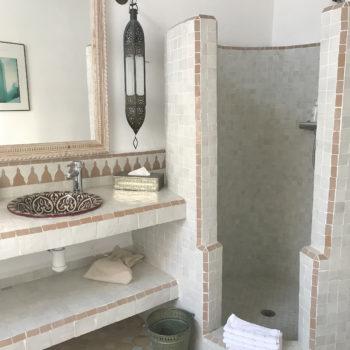 Sea view room riad hotel Essaouira Villa Maroc