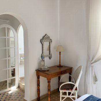 Single room riad hotel Essaouira Villa Maroc